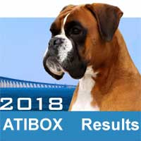 Atibox 2018 results Atibox World Boxer Show