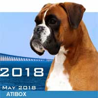 ATIBOX World Show May 26-27 2018 in Malmo, Sweden